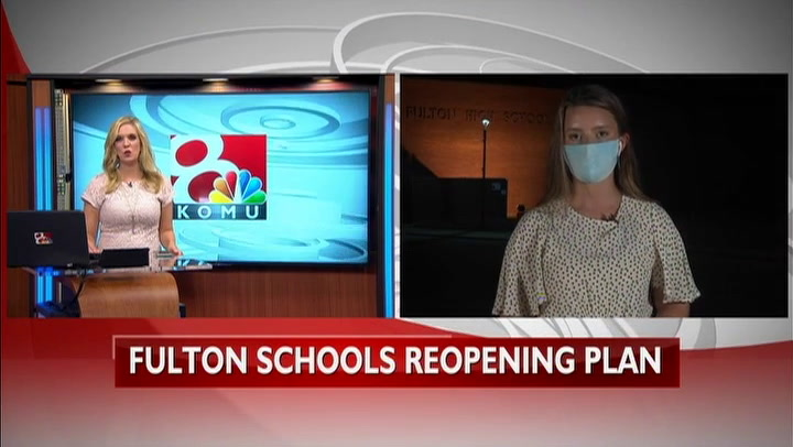 Fulton Public Schools to announce reopening plan Friday