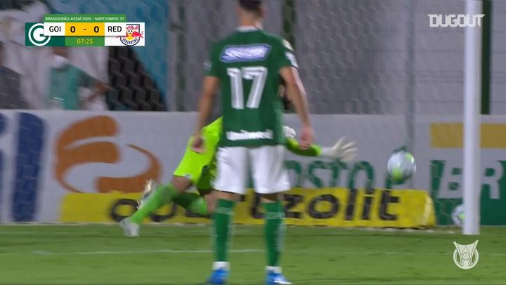 Highlights Brasileirão: Goiás 0-0 Red Bull Bragantino