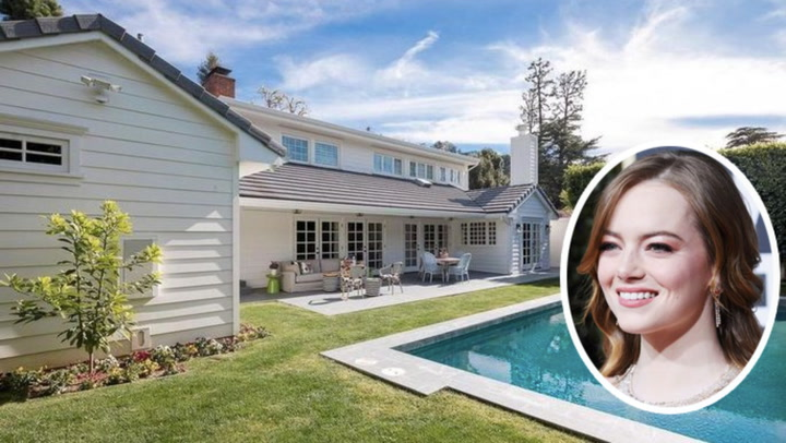 Emma Stone Lists L.A. Home—Will She Move to NYC?