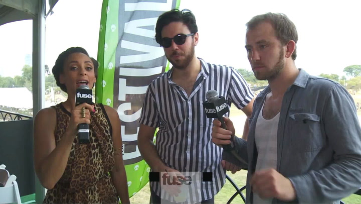 "Festivals: Lollapalooza: Milo Greene's Career Tips: ""Look Pretty, Don't Screw Up"""