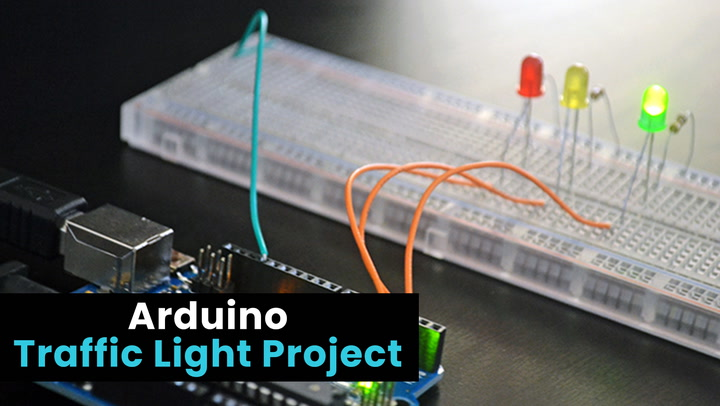 Arduino Traffic Light Project Pi My Life Up