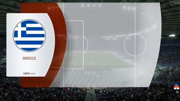 Resumen del Italia 2 - 0 Grecia