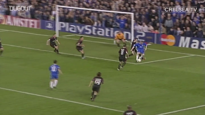 Gol Spektakuler: Lampard Vs Bayern Munich (April 2005)