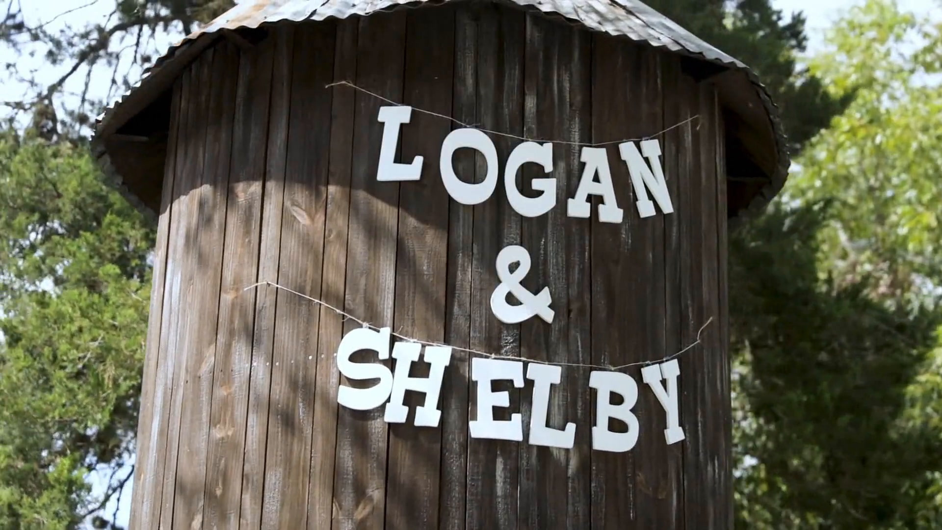 Shelby + Logan  | Pattison, Texas | a venue