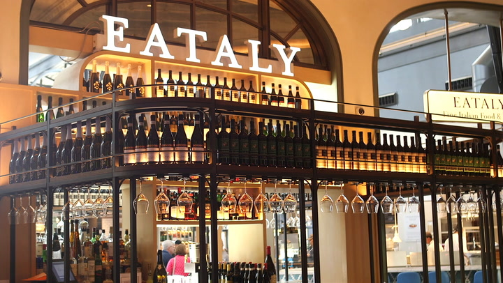 A Taste Of Eataly Las Vegas Las Vegas Review Journal