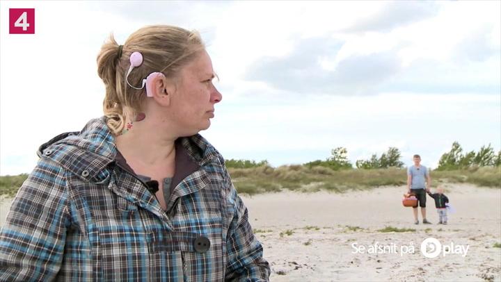 RØRENDE: Tidligere døv mor hører sine børn kalde på hende for første gang
