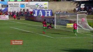 Video: Motagua 1-1 Marathón (Liga Nacional de Honduras)