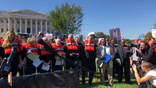 Open Border Activists Protest to Demand 95,000 Refugees Be Admitted to U.S. in 2020