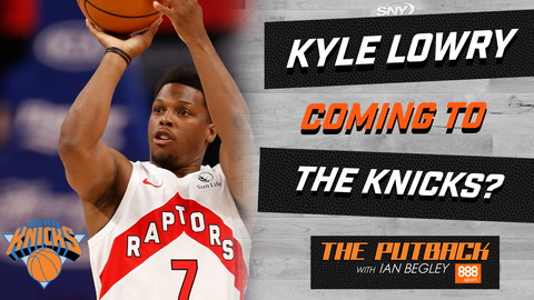 Is Kyle Lowry coming to the Knicks this offseason? | The Putback Extra