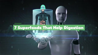 7 Superfoods That Help Digestion