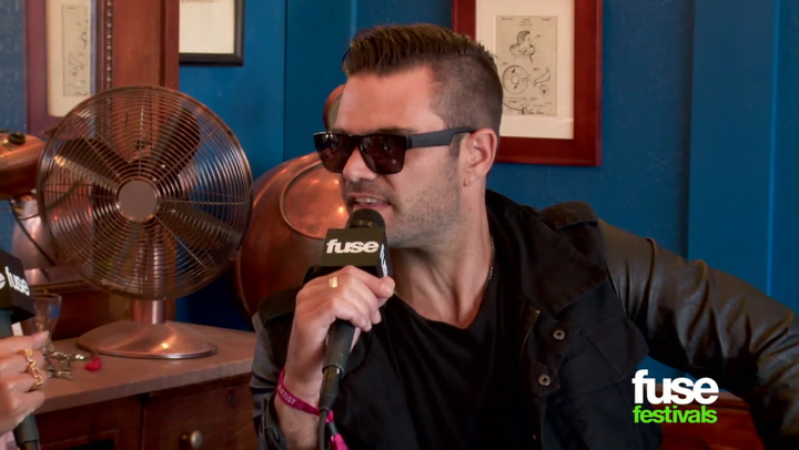 Interviews: Trent Cantrelle at Voodoo 2014