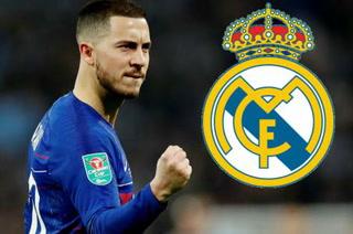 Marca: El fichaje de Eden Hazard por el Real Madrid es cuestión de días