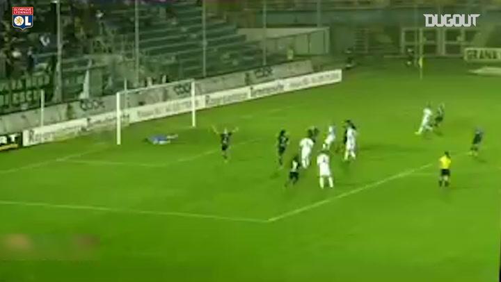 Louisa Necib's superb free-kick vs Brescia
