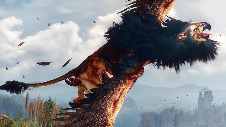 Griffin Creature Witcher Wiki Fandom