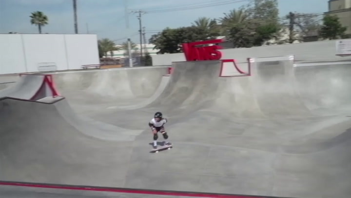 Sky Brown On Tokyo Olympics