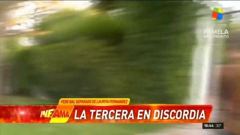 Qué dijo Fede Bal sobre su separación de Laurita Fernández