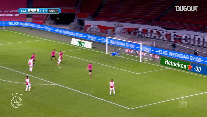 Tadić's incredible goal settles nine-goal thriller
