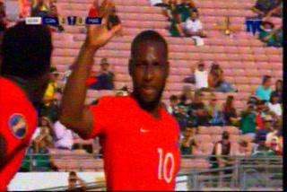 ¡GOL DE CANADÁ! Junior Hoilett anota el 3-0 ante Martinica en la Copa Oro