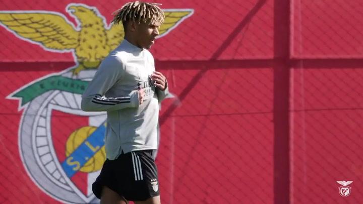 Así fue el primer día de Todibo como nuevo jugador del Benfica