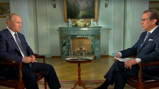 Chris Wallace grills Putin in extraordinary interview: Why do political opponents 'end up dead?'