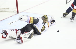 Marc-Andre Fleury on where the Knights must improve