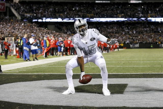 Vegas Nation: Raiders prepare for Giants without Crabtree