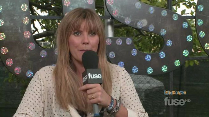 Festivals: Lollapalooza: Grace Potter Is in Love ... With Chicago - Lollapalooza 2011