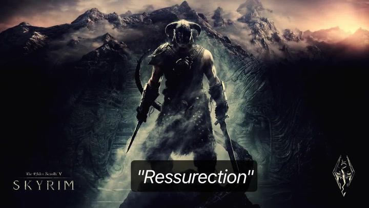 How to Resurrect in The Elder Scrolls