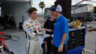 NASCAR Truck Series racer Noah Gragson returns to LVMS Bullring