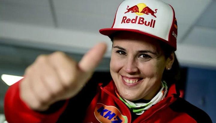 """Laia Sanz: """"Muchas veces en el Dakar me parece estar jugando a la ruleta rusa"""""""
