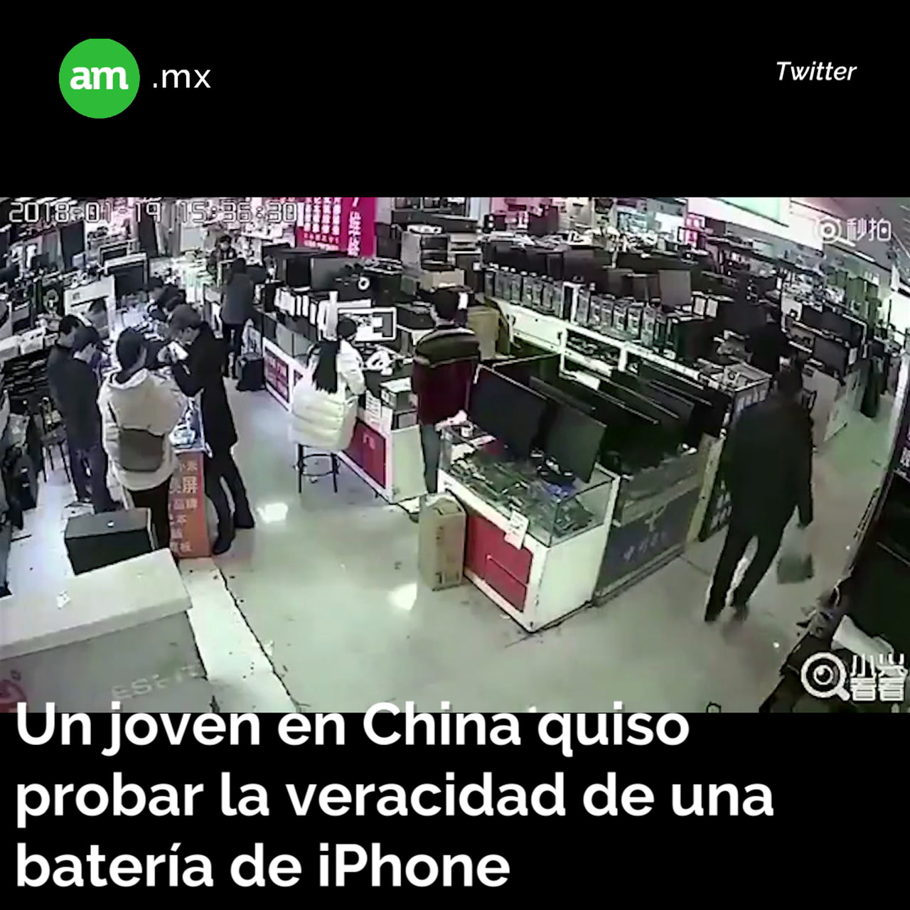 Muerde iPhone y explota