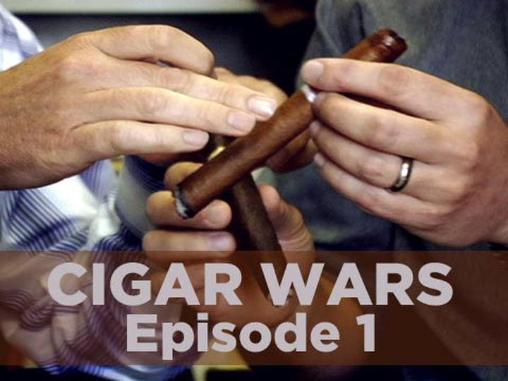 Cigar Wars: Episode 1