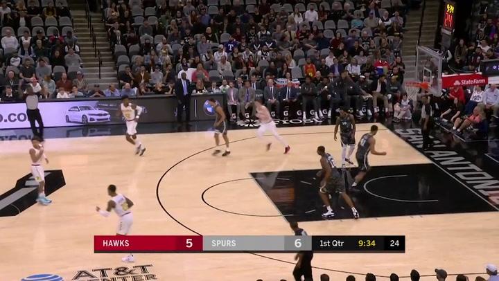 Trae Young (Hawks), el más destacado de la jornada de la NBA del 17 de enero 2020