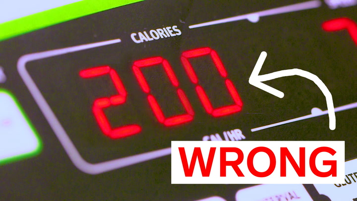Why calorie counters on treadmills and elliptical machines aren't as accurate as you may think