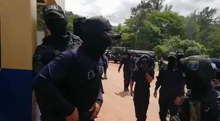 Policías Tigres piden respeto a pactos negociados a finales de 2017