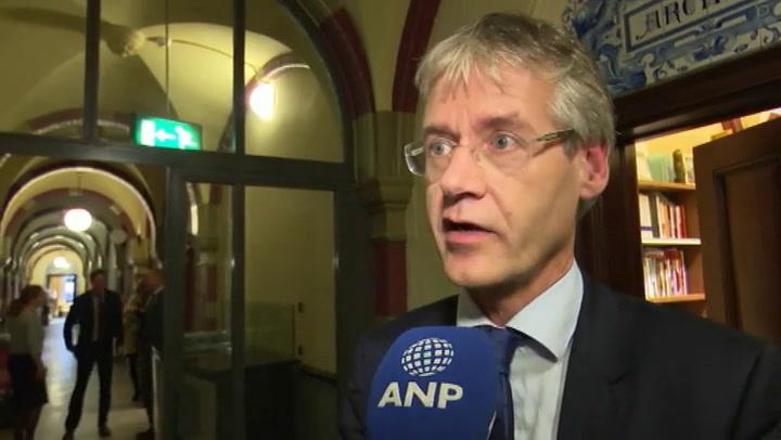 Arie Slob stopt als politicus
