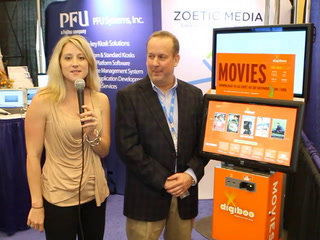 CETW12: Digiboo kiosk offers new way to download movies