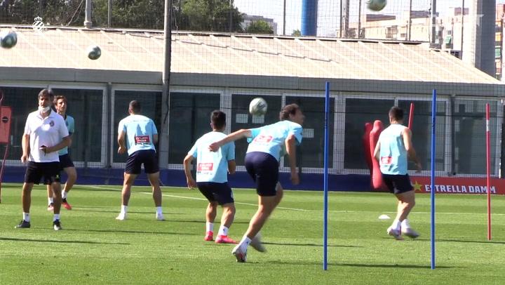 RCD Espanyol Betis Maçına Hazırlanıyor