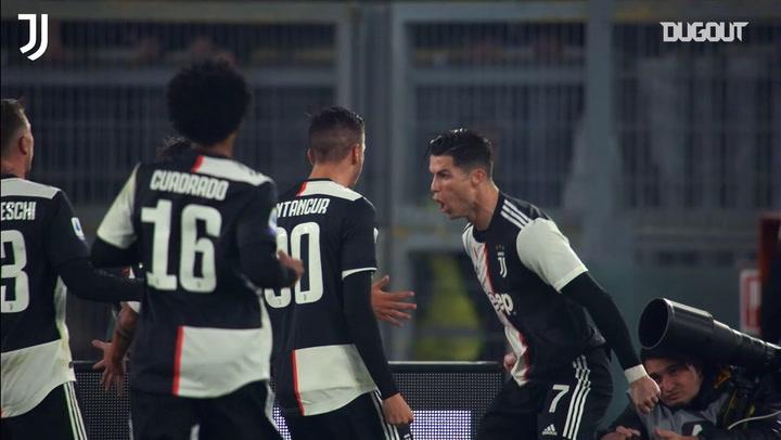 Juventus' best goals at Lazio