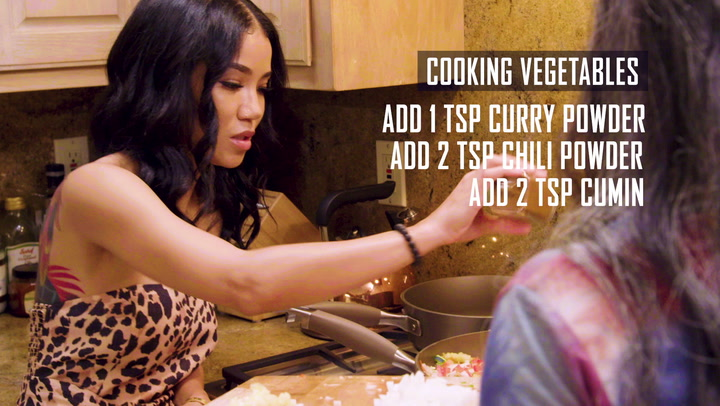How to Make Jhené Aiko's Vegan Carrot & Potato Tacos