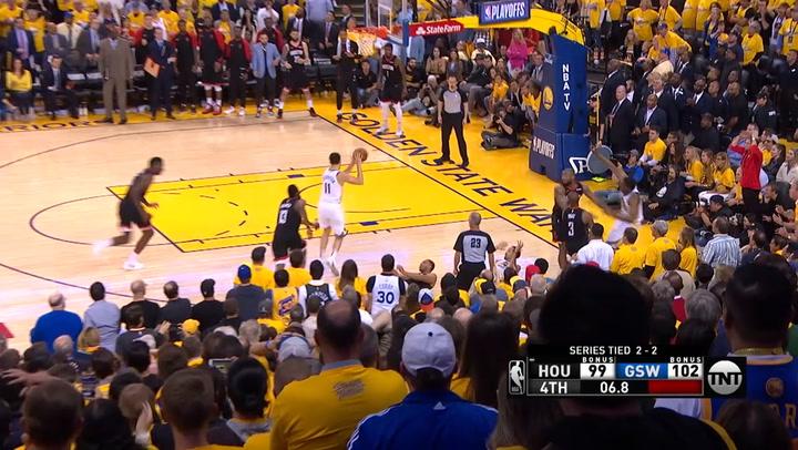 Las 5 mejores jugadas de la jornada de playoffs de la NBA el 9 de mayo de 2019