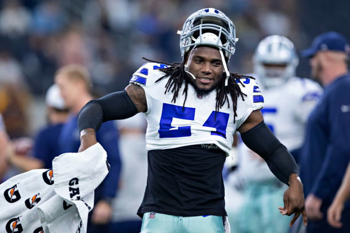 Jaylon Smith presser exemplifies everything right with Dallas Cowboys