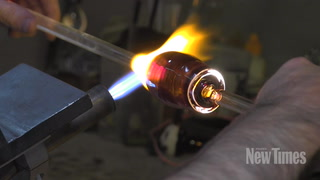 How a Local Company Brings Artistry to the Glass Pipe Biz