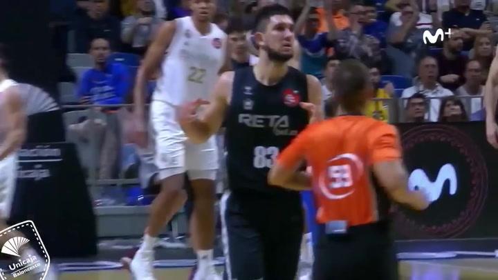 Así juega Axel Bouteille, el nuevo jugador del Unicaja de Málaga