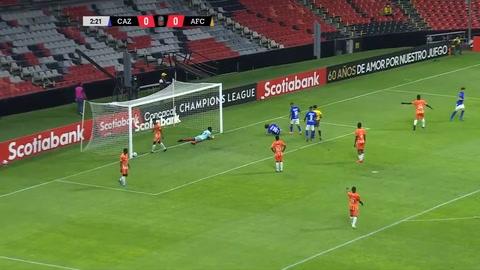 Cruz Azul 8-0 Arcahaie (Concachampions)