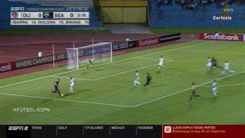 Olimpia 2-2 Seattle Sounders (Concachampions)