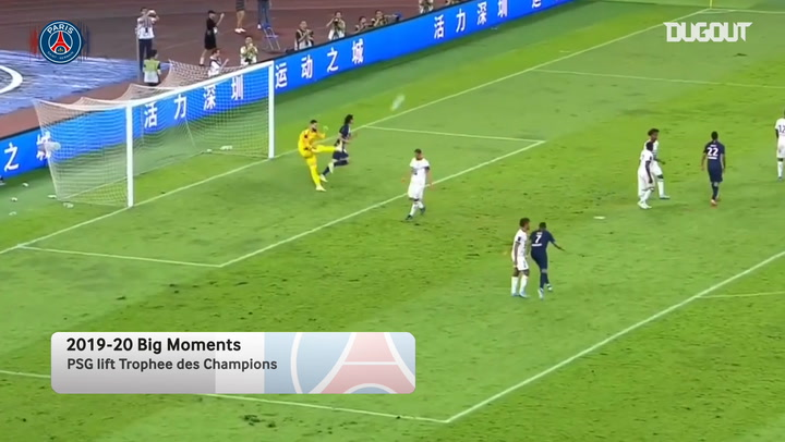 Paris Saint-Germain's top moments from 2019-20