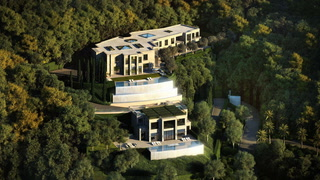 Los Angeles Trophy Homes Top $100 Million Mark