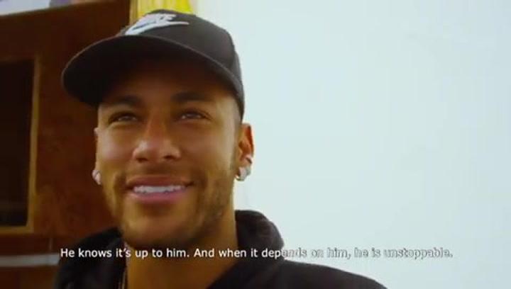 Neymar muestra su apoyo a su amigo Gabriel Medina