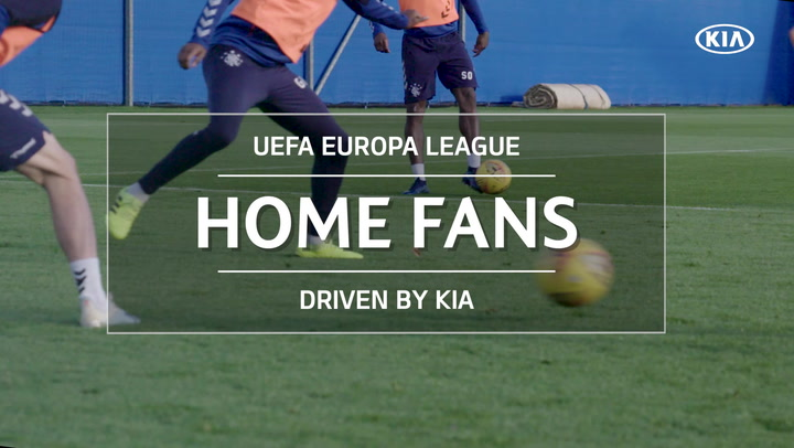 Home Fans, Episode 2 | UEFA Europa League 2019-20 | Kia